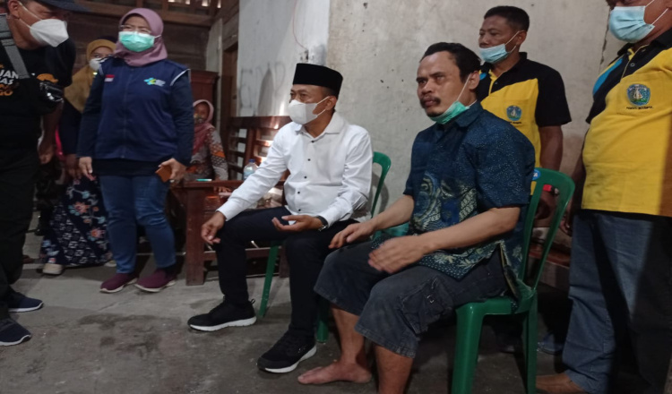 Salah Seorang Warga Ponorogo Dibebaskan dari Kasus Pasung