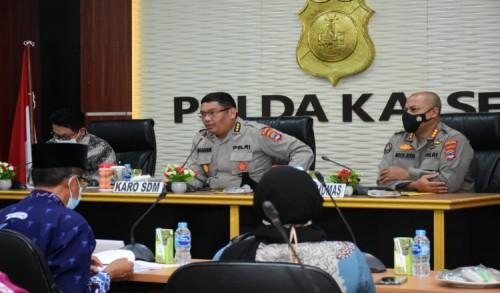 Kunker ke Polda Kalsel, DPR Kalteng Apresiasi Langkah Kapolda