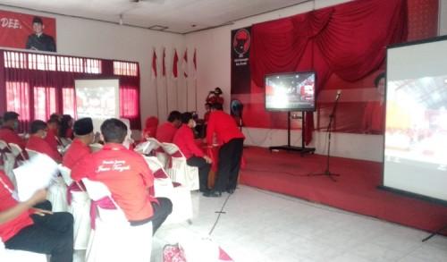 DPC PDI Perjuangan Kendal Targetkan 15 Kursi di Pemilu 2024