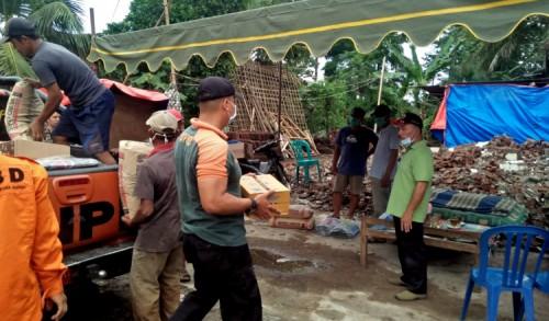 Dampak Gempa Bumi, Bupati Blitar Rini: Pemerintah Tidak Tinggal Diam Pasti Dibantu