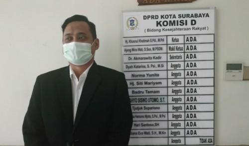 Legislator Fraksi PKS Surabaya Soroti Rencana Penggabungan Dispora dan Disbudpar
