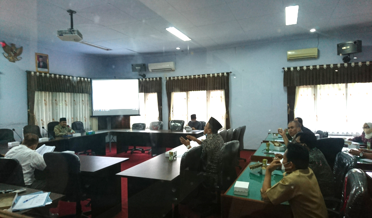 Banmus Jadwalkan Agenda DPRD Trenggalek Bulan Juni