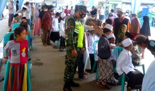Haul Asmoro Qondi, 75 Anak di Tuban Ikuti Khitan Massal Gratis