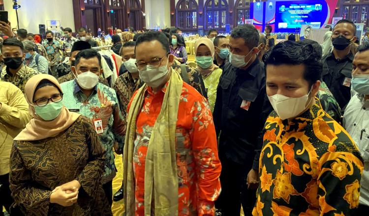 Jalin Misi Dagang dengan Pemprov DKI Jakarta, Bupati Rini Optimis Sektor Ekonomi di Blitar Semakin Menggeliat