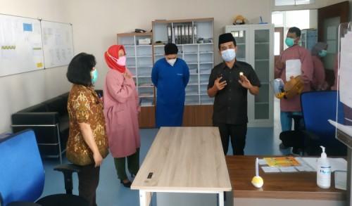 Dikritik Menkes, DPRD Kabupaten Blitar Sidak ke RSUD Srengat Pantau Alat PCR