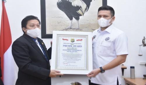 Sosok AKBP Buher Kapolresta Malang Kota yang Pernah Gagalkan Penyeludupan Narkoba Jaringan Internasional