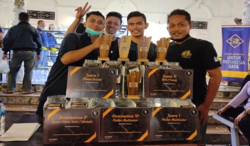BRC Ponorogo Hebat Borong Juara Kontes Cupang Nasional