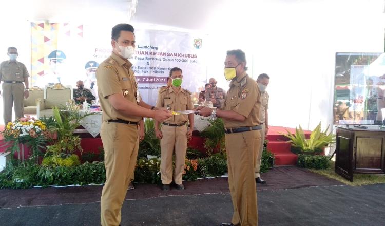 Baru 1001 Dusun Lolos verifikasi Proposal BKK 100-300 Juta Perdusun Pertahun di Kendal