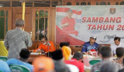 Program Sambang Desa Terus Dilakukan, Ini Peran DPMD Ngawi