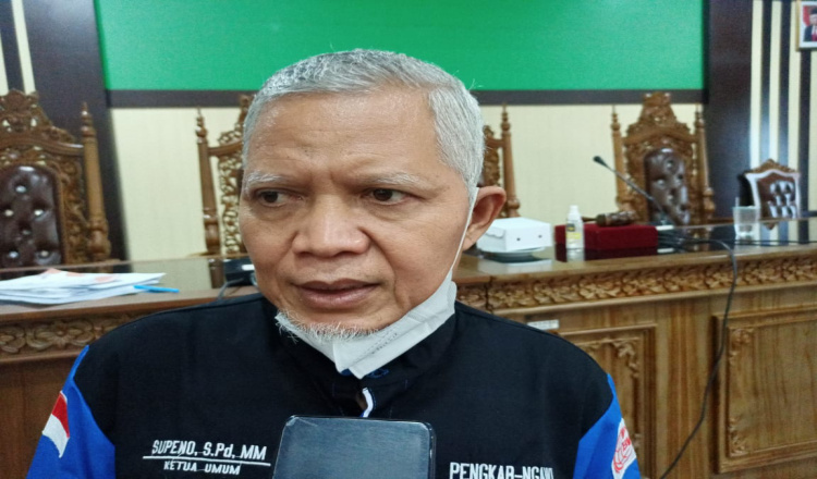 Muskab PBSI Ngawi, Kang Peno Terpilih Sebagai Ketua