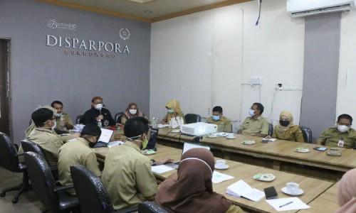 Lewat Rakor Bersama OPD, Pemkab Bondowoso Persiapkan Pembangunan Kawasan Ijen Geopark