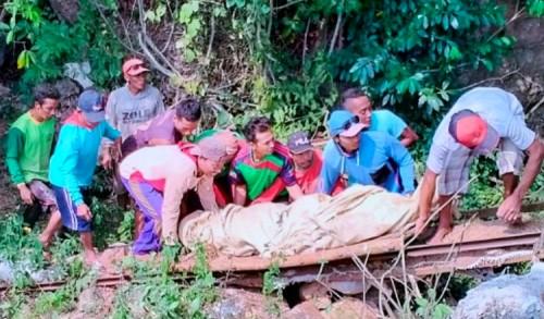 Penambang Batu Kapur di Tuban Tewas Terjatuh Saat Menambang