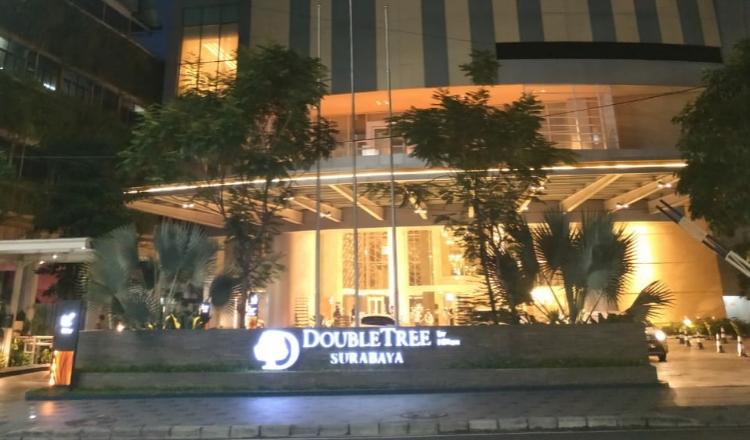Warga Keluhkan Suara Bising dari Hotel DoubleTree Surabaya