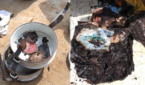 Petani di Tuban Lemas, Rumah Beserta Uang 20 Juta Hasil Jual Kayu Jati dan Panen Ikut Terbakar