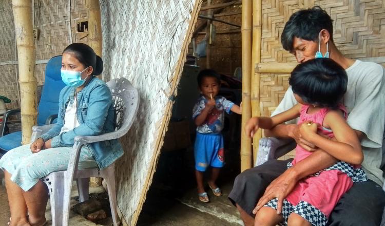 Lima Tahun Tinggal di Gubuk, Warga Miskin di Probolinggo Baru Diajukan Sebagai Penerima PKH