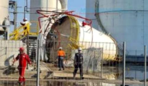 Tangki Metanol PT CAS di Gresik Meledak, Lima Orang Tewas