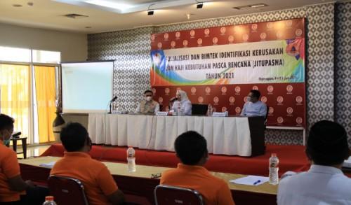 Pemkab Bojonegoro Siap Tanggap Bencana Melalui Jitupasna
