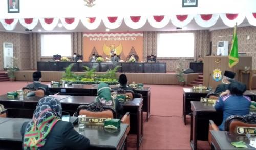 DPRD Kendal Setujui 3 Raperda dan Resmikan Muhammad Sukri Fauzi Sebagai Pengganti Muhammad Tohir di DPRD Kendal