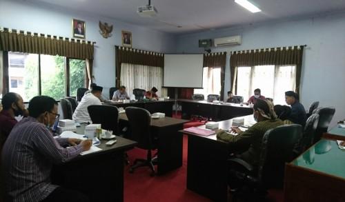 Komisi II Klarifikasi 10 Temuan dan 28 Rekomendasi LHP BPK Atas ABPD Trenggalek