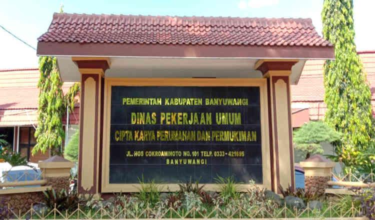 Dinas PU CKPP Banyuwangi Tak Akui Proyek Drainase di Songgon