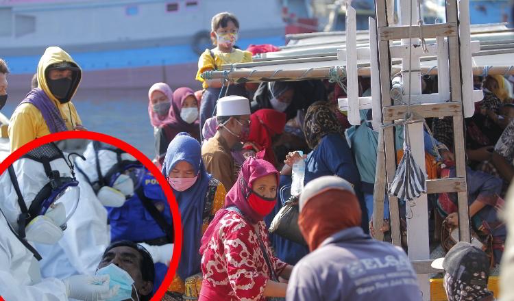 Akses Pelabuhan Probolinggo Diperketat, Antisipasi Lonjakan Kasus Covid-19 di Madura