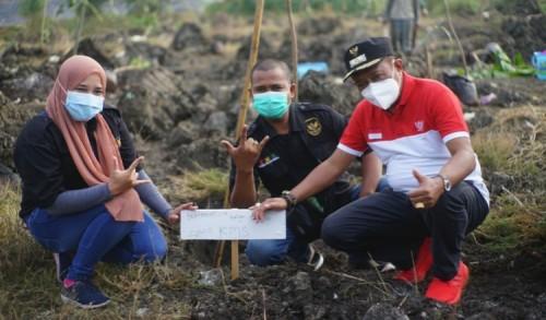 Antisipasi Dampak Pemanasan Global, Pemkot Surabaya Gencar Tanam Pohon