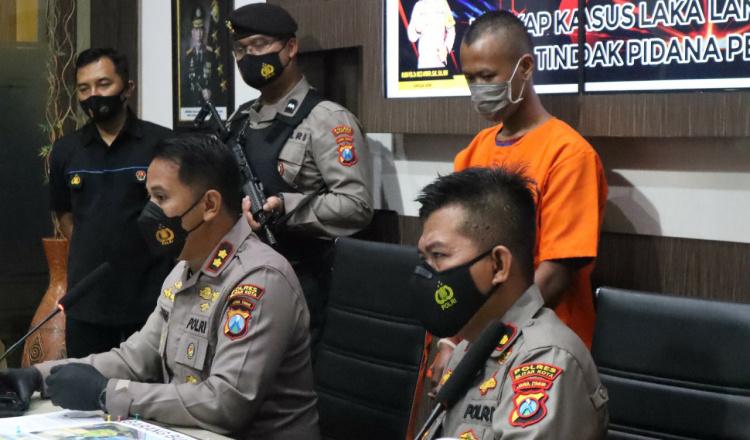 Polisi Ungkap Kasus Tabrak Lari di Ponggok Blitar, Ternyata Pelakunya Masih ABG