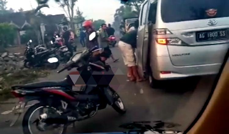 Kecelakaan Maut di Penataran Blitar, 1 Pengendara Motor Berusia 20 Tahun Tewas