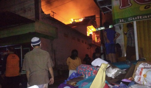 Terungkap, Begini Kronologi dan Penyebab Kebakaran 3 Rumah di Ponorogo
