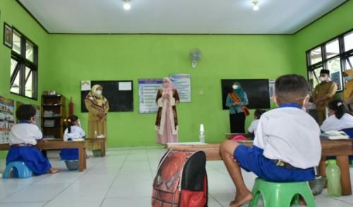 Dorong PTM PAUD di Trenggalek, Novita: Hak Pendidikan Harus Diberikan