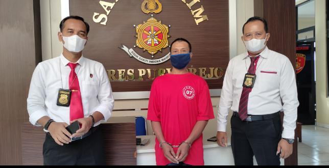 Polres Purworejo Limpahkan Kasus Dugaan Korupsi DD Tridadi ke Kejaksaan