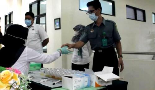 BNN Periksa 41 Urine Pegawai Pengadilan Negeri Trenggalek