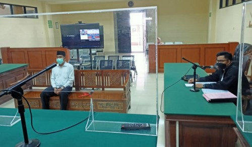 Korupsi DD, Kades di Gresik Dituntut 4,5 Tahun Penjara