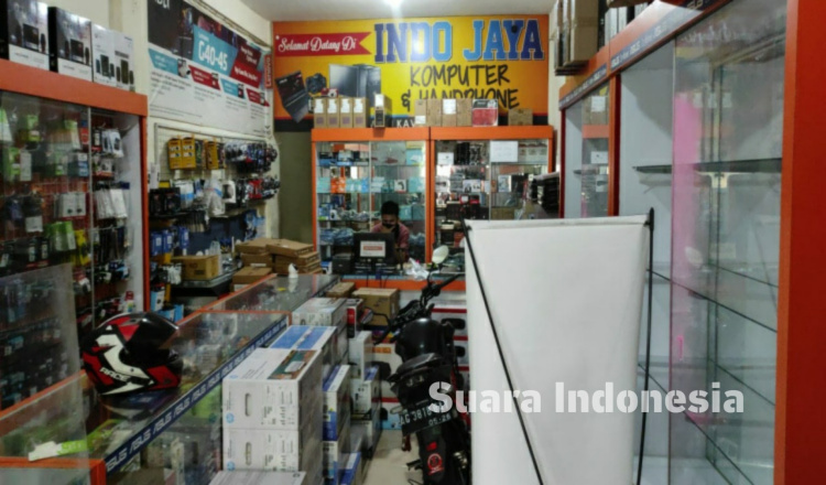 Disatroni Maling, Toko Komputer Kota Blitar Merugi Rp 250 Juta