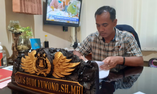 Proyek Kandang Domba Tak Dibayar, Direktur PT MGJ Ditetapkan Jadi Tersangka