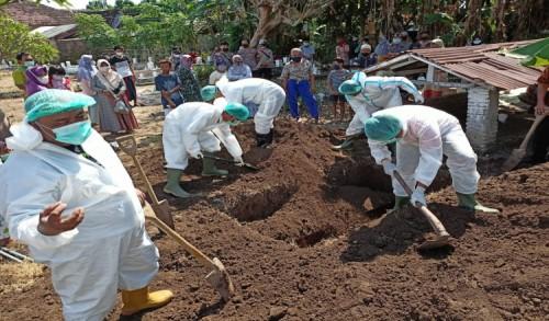 Angka Kematian Covid-19 di Situbondo Meningkat