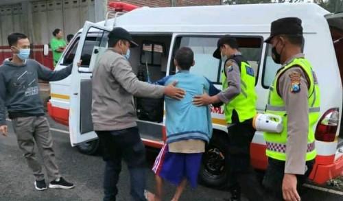 Program Jatim Bebas Pasung Dapat Dukungan Penuh Kapolres Trenggalek AKBP Dwi