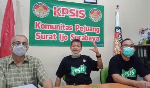 Aspirasi Belum Didengar, KPSIS Bakal Protes Lagi ke Kantor DPRD Surabaya