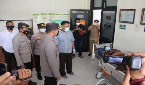 Puluhan Warga Ngawi Keracunan Diduga Usai Makan Nasi Kotak dari Hajatan