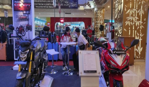 Honda Sport Motoshow Sapa Konsumen di 10 Kota di Jawa Timur
