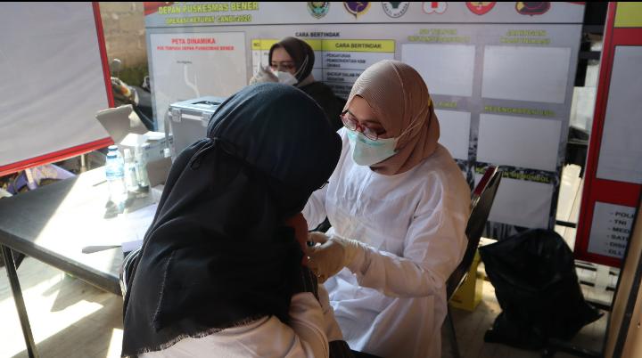 HUT Bhayangkara, Polres Purworejo Akan Gelar Vaksinasi Massal