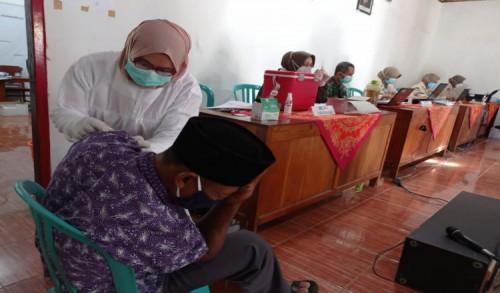 Program Vaksinasi 1 Juta Perhari Mulai Digelar di Kabupaten Purworejo