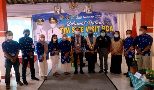 Masuk 20 Besar Lomba Wisata Kemenkraf, Wabup Blitar Rahmat: Saya Harap Desa Semen Raih Juara Utama