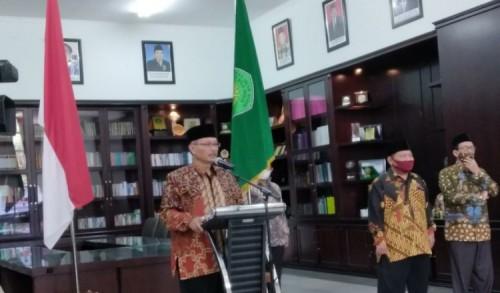 Lantik 3 Kabiro, Ini Harapan Rektor UIN Malang