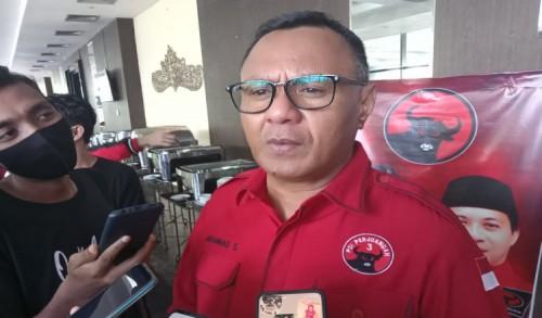 Rakerda PDIP Malut Usung Kader Partai Maju Pilkada