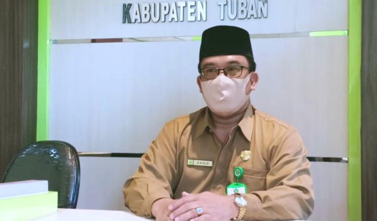 PPKM Berlanjut, Salat Idul Adha di Tuban Dilakukan Dirumah Masing-masing