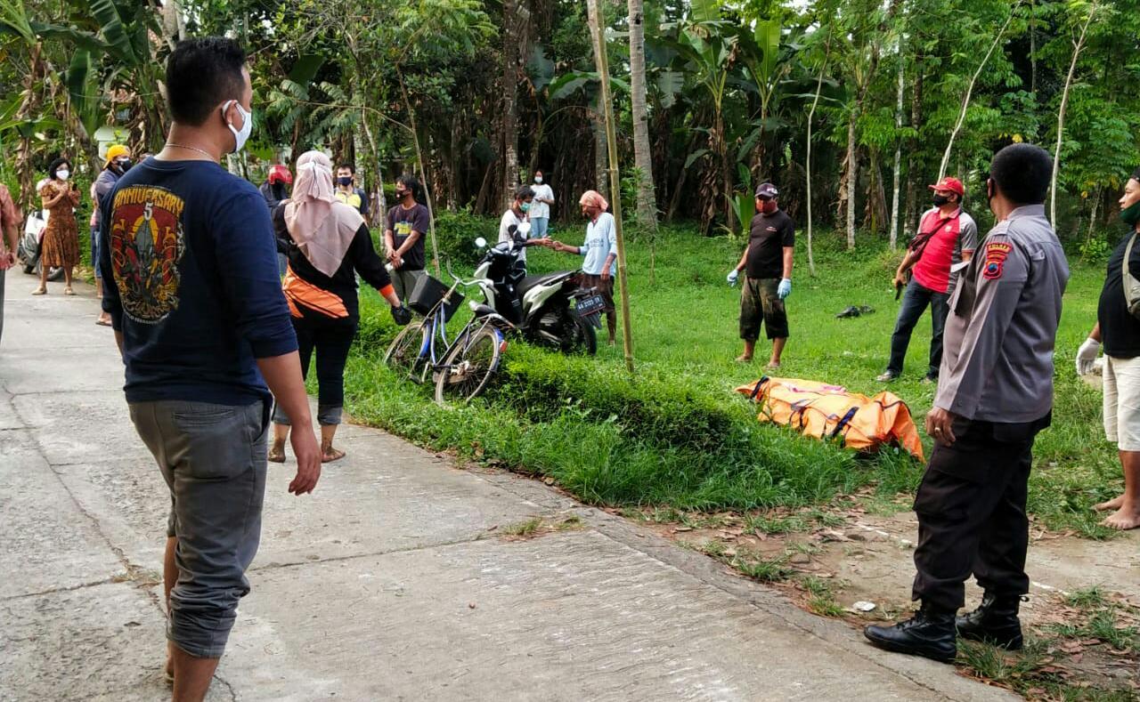 Merumput, Warga Purworejo Temukan Jasad Perempuan Tanpa Identitas Mengapung di Sungai Bogowonto