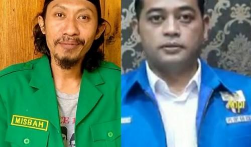 PC GP Ansor Kendal dan Ketua KNPI Kendal Siap Dukung Kebijakan PPKM Darurat