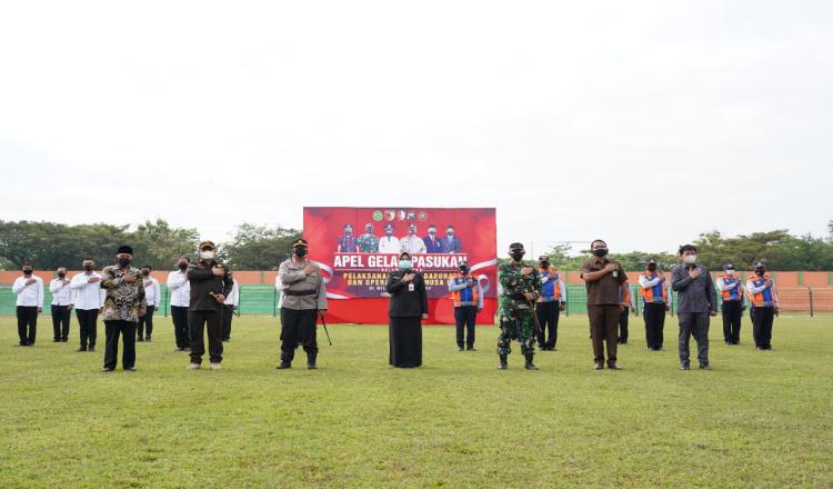 Hari Ini PPKM Darurat Covid-19 Resmi Berlaku di Bojonegoro
