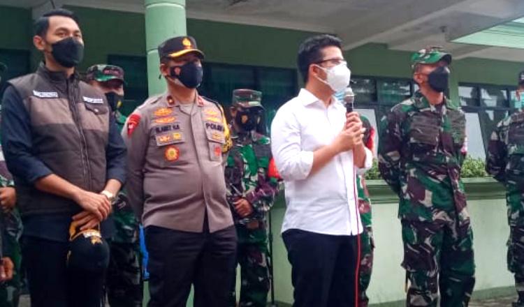 Wakil Gubernur Jatim: Jam 20.00 Pasar Malam di Tuban Harus Tutup